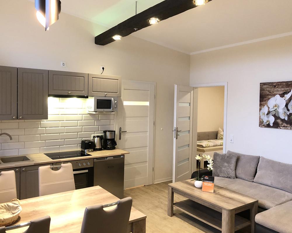 Bungalow-Apartments und Ferienwohnungen - Nuthetal bei Berlin und Potsdam