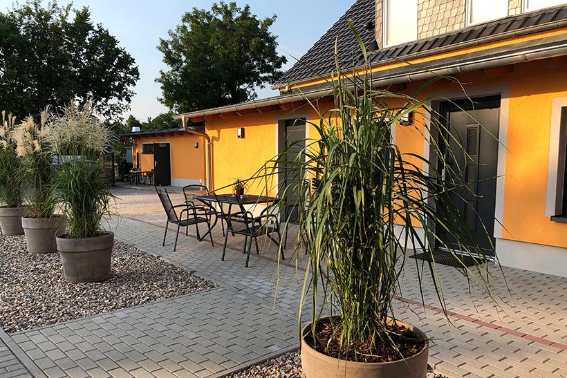 2. Ferienwohnung - Zimmervermietung für Pendler und Monteure