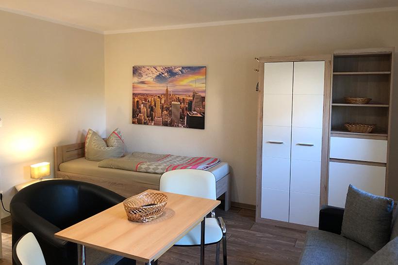 Zimmer 1 - Zimmervermietung für Pendler und Monteure