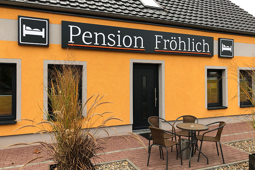 Ferienwohnung bei Kleinmachnow und Potsdam