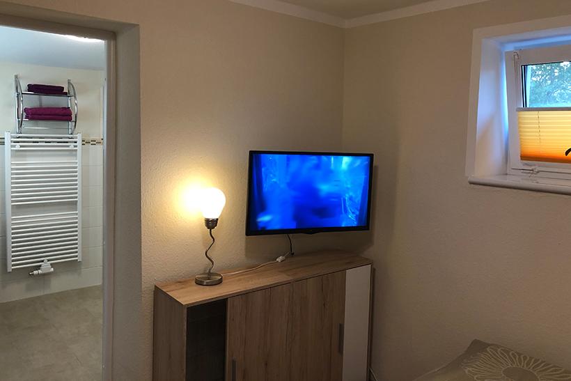 Zimmer 1 - Zimmer mit zwei Betten