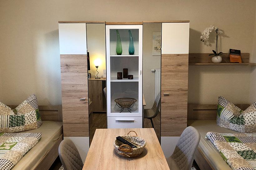 Zimmer 1 - Zwei-Bettzimmer